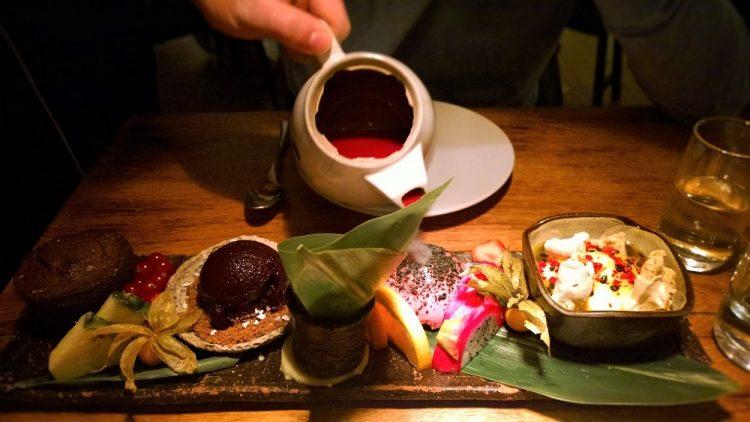 Fishmarkadurinn Desserts