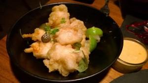 Sushi Samba Lobster Tempura