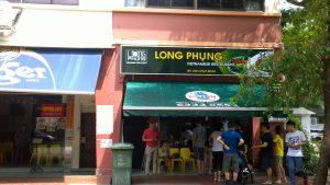 Long Phung Entrance