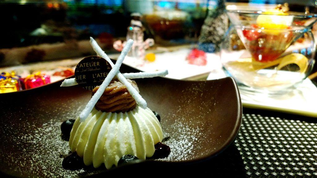 L'atelier De Joel Robuchon Singapore Dessert