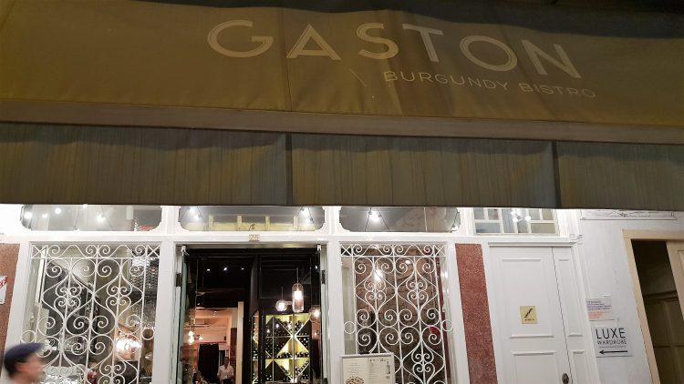 Gaston Exterior 3