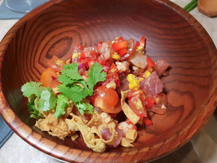 Kilo Kitchen Tuna Tartare