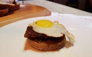 Tapas Club Quail Egg Chorizo 2