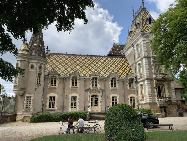 Chateau de Corton-Andre 1