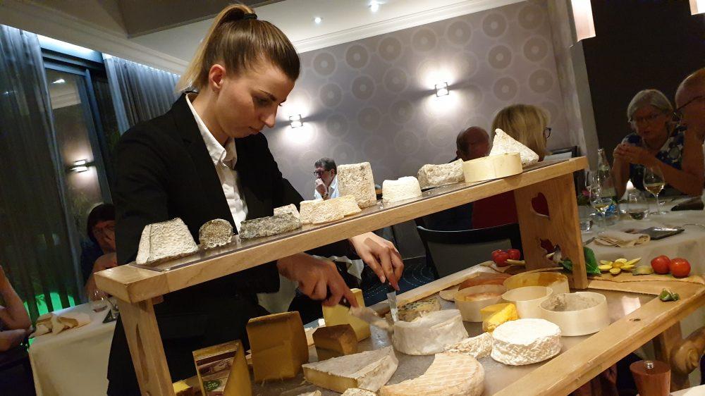 Stephane Derbord Cheese service 2