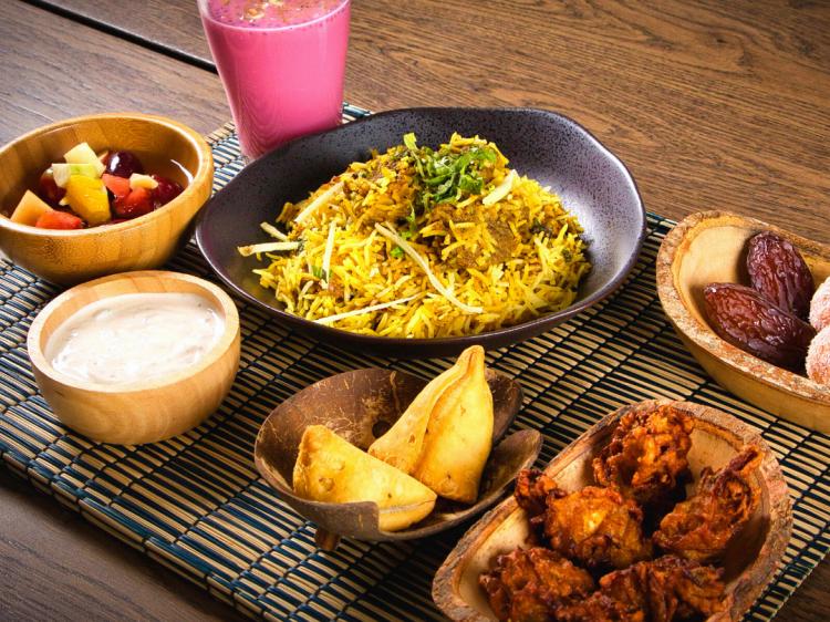 Yantra Iftar Set