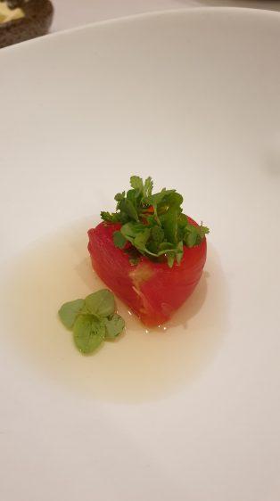 Basque Kitchen Tomato in tomato water